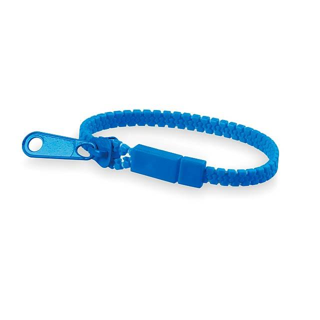 Hirion náramek - modrá