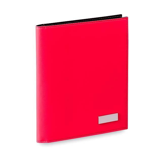 Eiros sloha na dokumenty - červená
