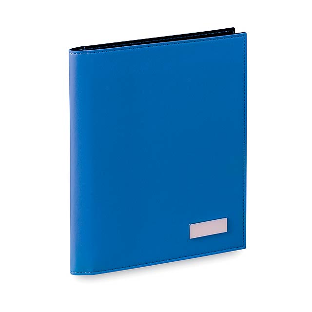 Eiros sloha na dokumenty - modrá