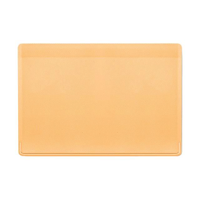 Kazak obal na kreditní karty - oranžová