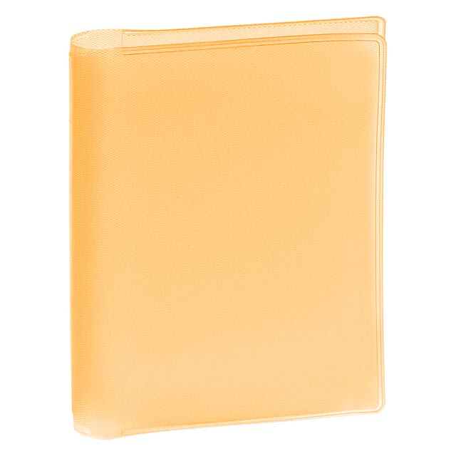 Letrix obal na kreditní karty - oranžová