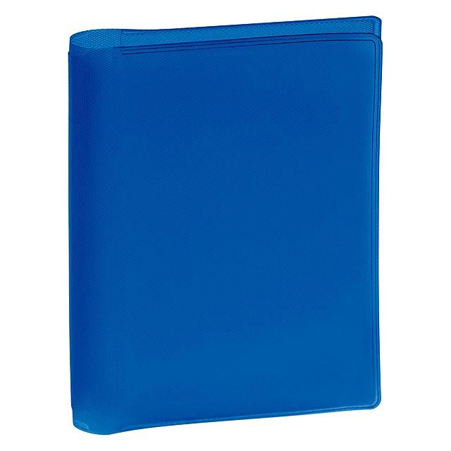 Letrix obal na kreditní karty - modrá