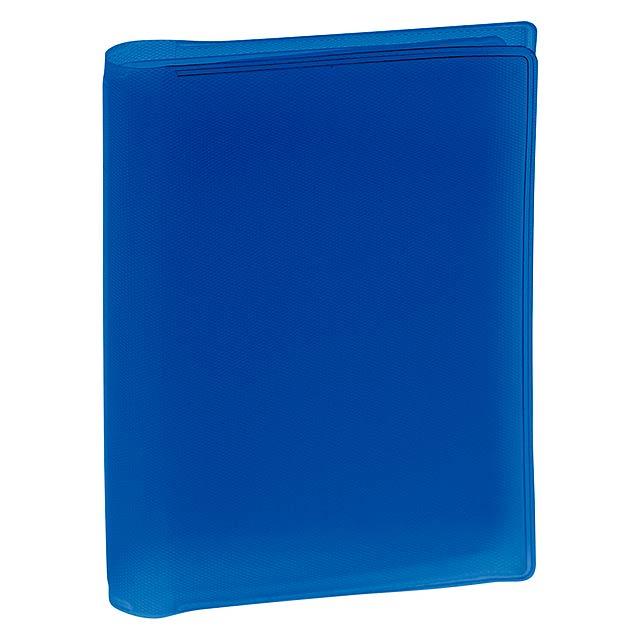 Mitux obal na kreditní karty - modrá