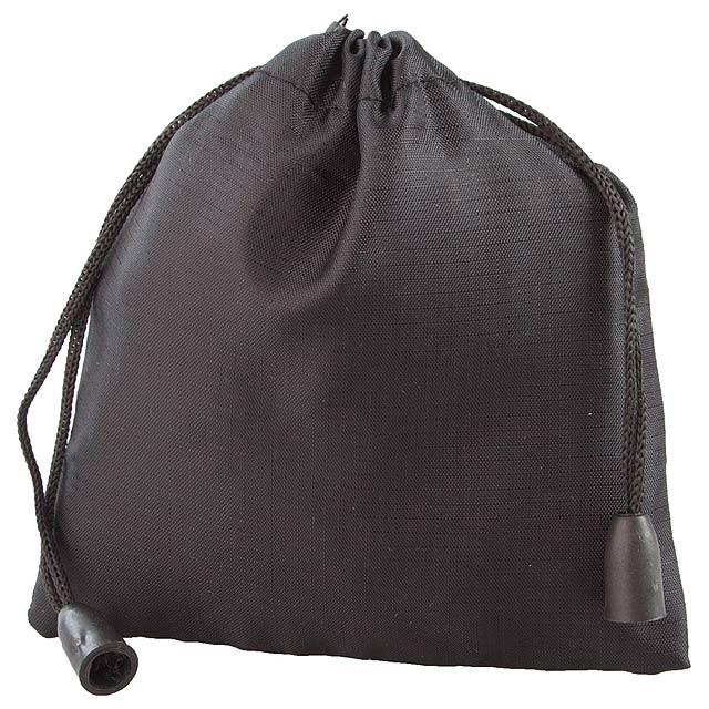 Kiping pytlík - černá
