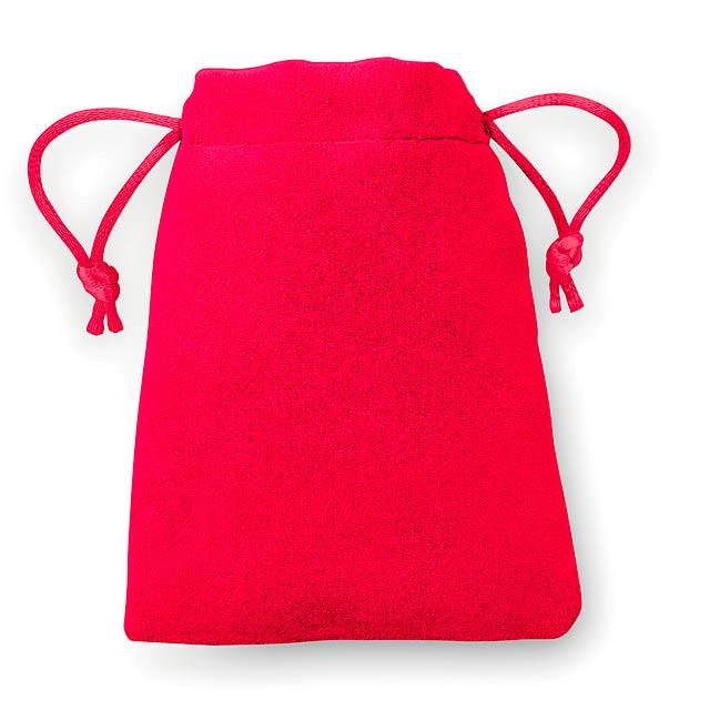 Hidra pouzdro - červená