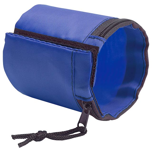 Benix peněženka na zápěstí - modrá