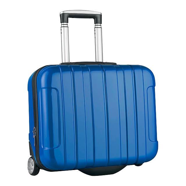 Sucan kufr na kolečkách - modrá