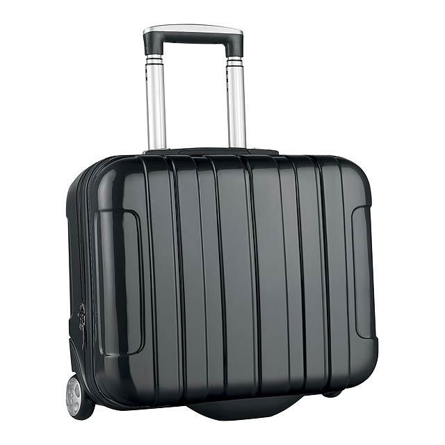 Sucan kufr na kolečkách - černá
