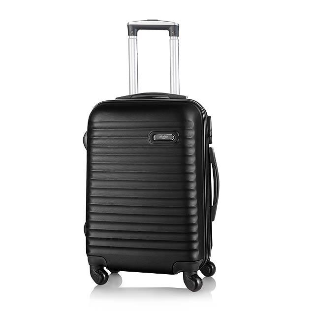 Rumax kufr na kolečkách - černá