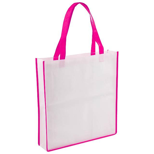 Sorak nákupní taška - fuchsiová (tm. růžová)
