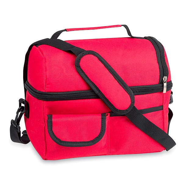 Bemel chladící taška - červená