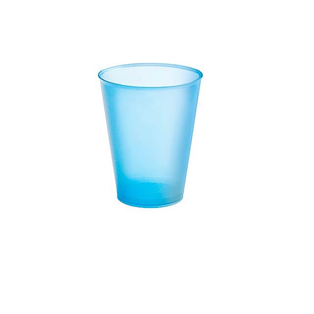 Ginbert kelímek - modrá