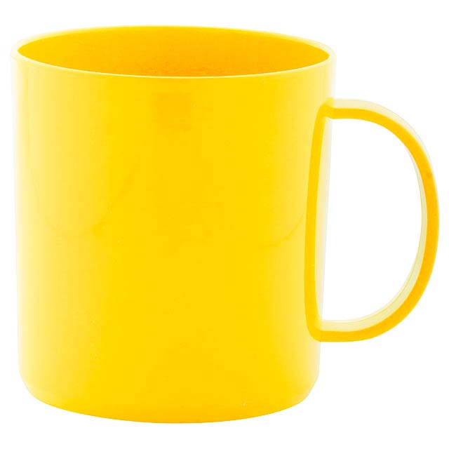 Witar hrnek - žlutá