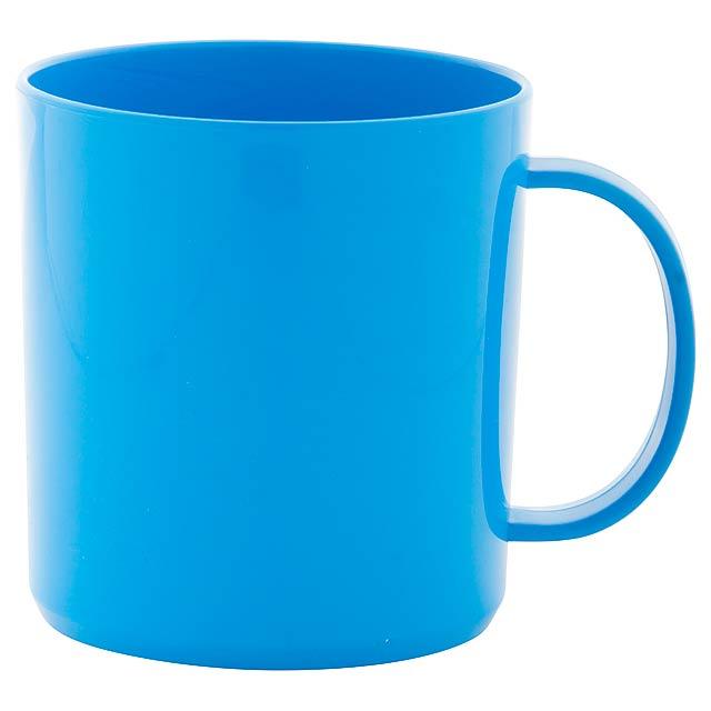 Witar hrnek - modrá