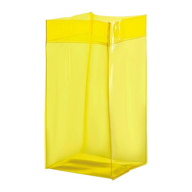 Cezil kbelík na led - žlutá