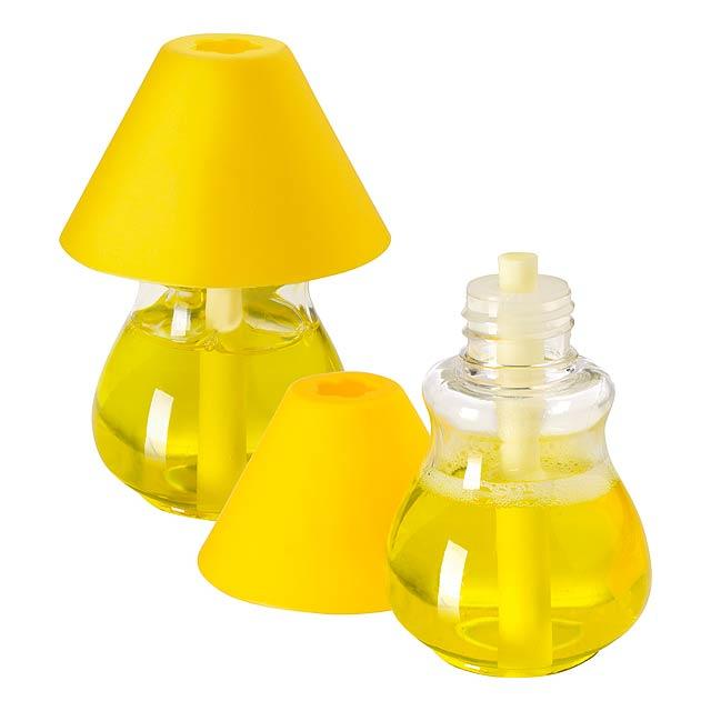 Pranger osvěžovač vzduchu, citron - žlutá