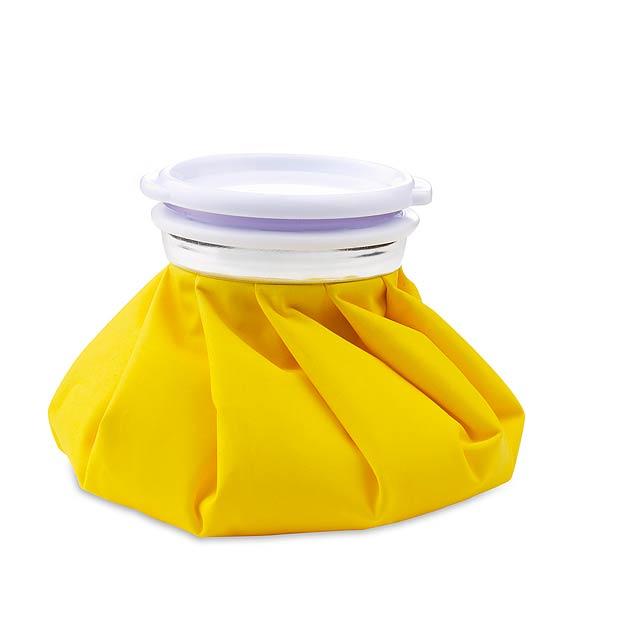 Liman plnitelný termo vak - žlutá