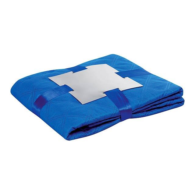 Konjor deka - modrá