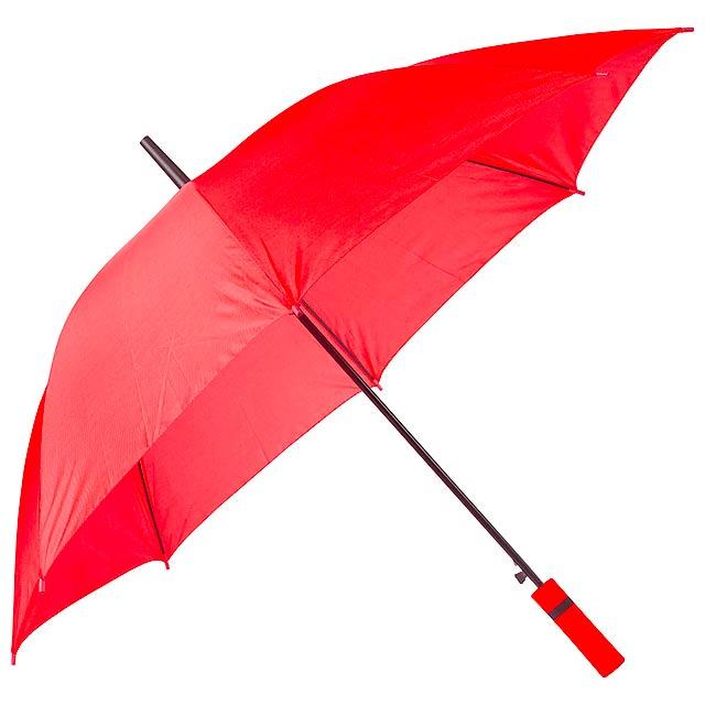 Dropex deštník - červená