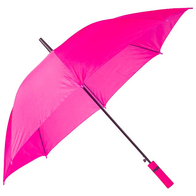 Dropex deštník - fuchsiová (tm. růžová)