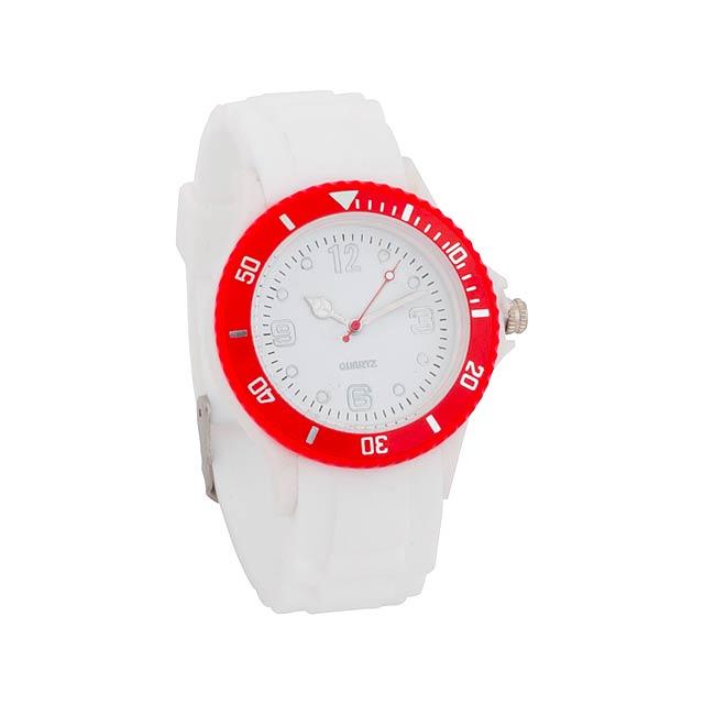 Hyspol unisex hodinky - červená