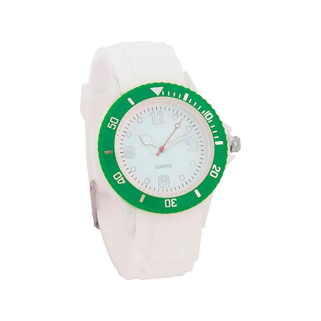 Hyspol unisex hodinky - zelená