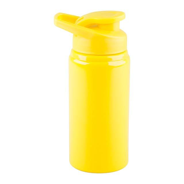 Rebox sportovní láhev - žlutá