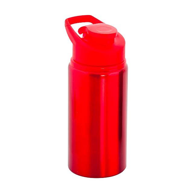 Rebox sportovní láhev - červená
