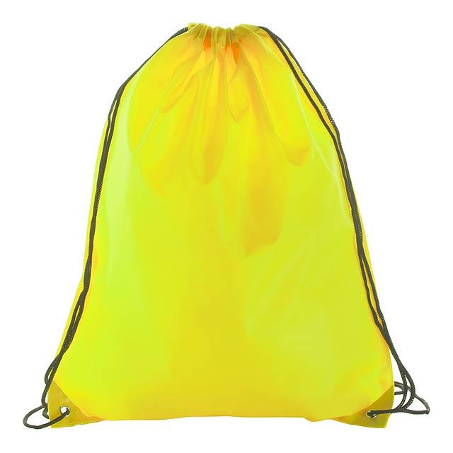 Thais vak se stahováním šnůrkou - žlutá