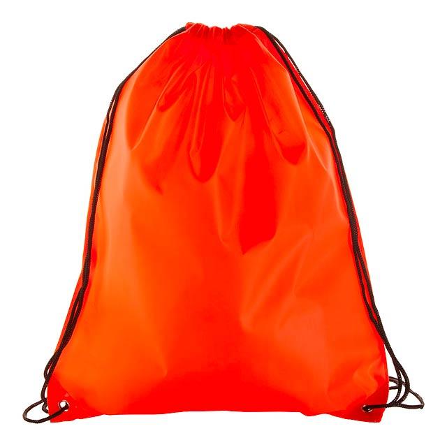 Thais vak se stahováním šnůrkou - oranžová