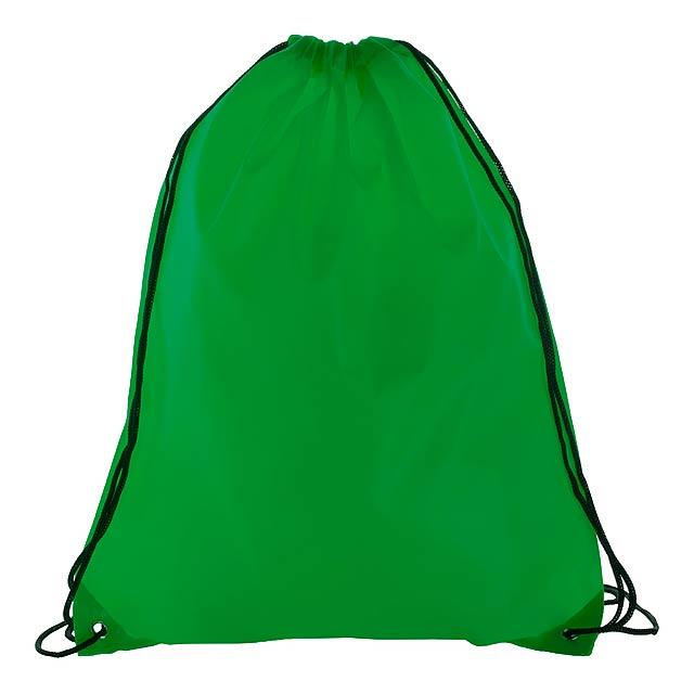Thais vak se stahováním šnůrkou - zelená