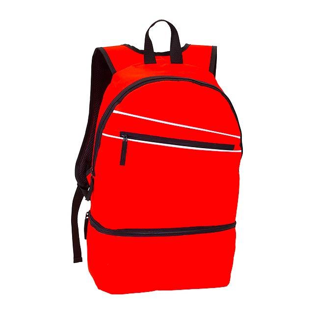 Dorian batoh - červená
