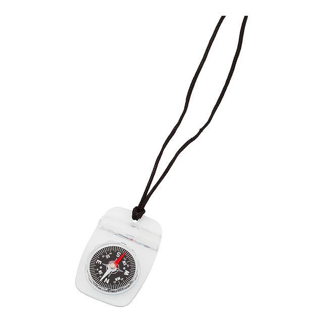 Rasko kompas - biela