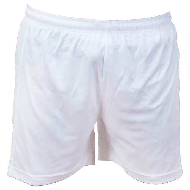 Gerox šortky - bílá