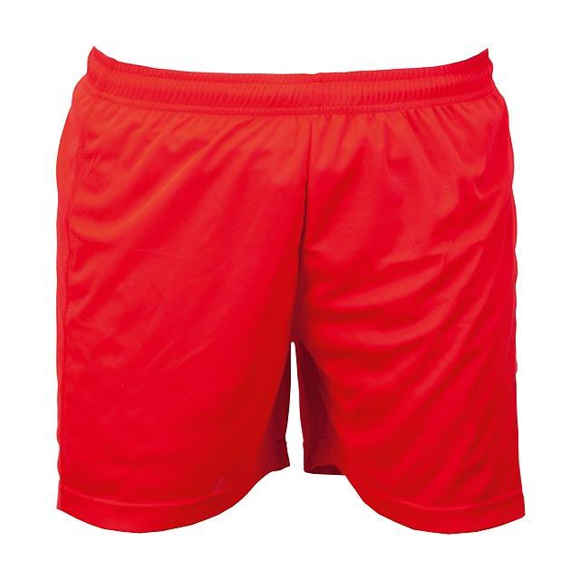 Gerox šortky - červená