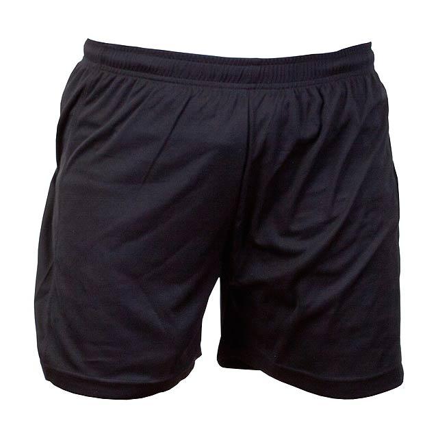 Gerox šortky - černá