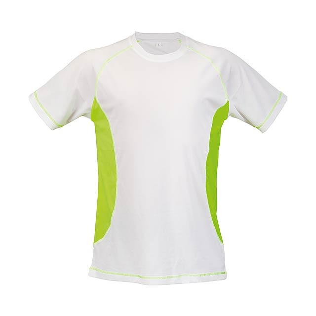 Combi tričko - žlutá