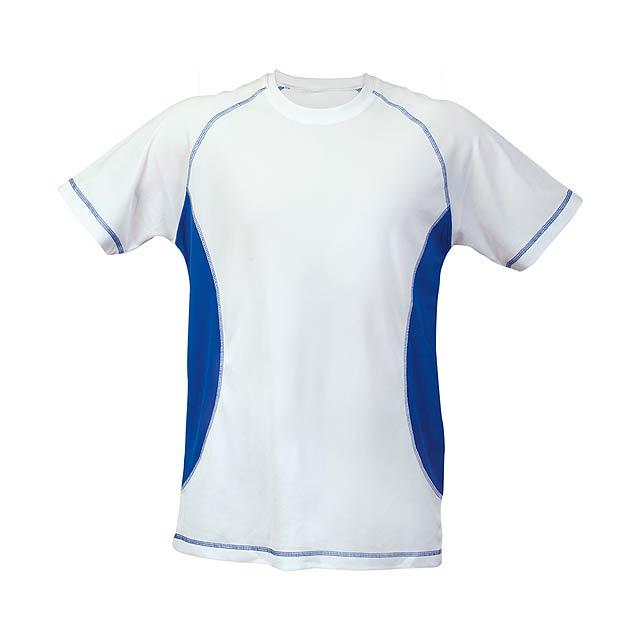Combi tričko - modrá