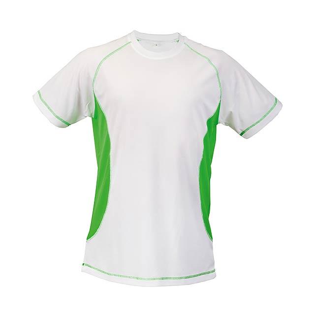 Combi tričko - zelená
