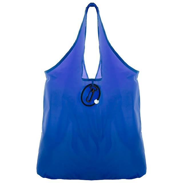 Persey skládací nákupní taška - modrá