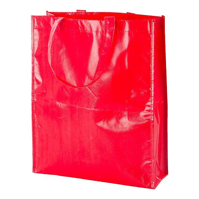 Divia nákupní taška - červená