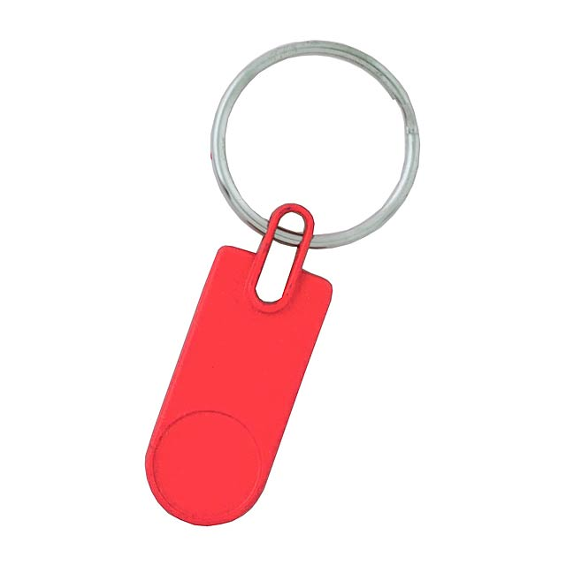 Harper klíčenka - červená