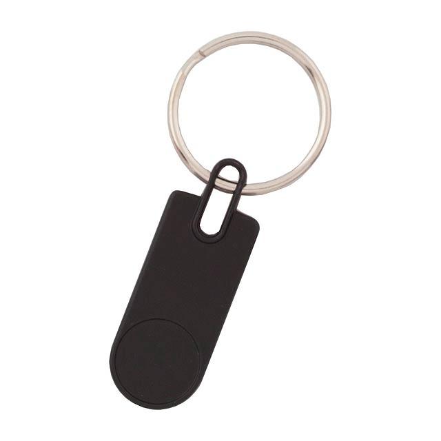 Harper klíčenka - černá