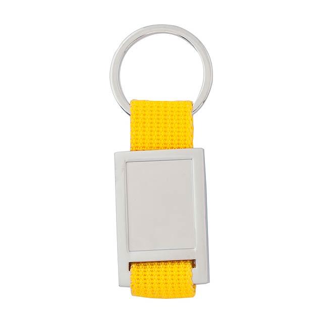 Dagor klíčenka - žlutá
