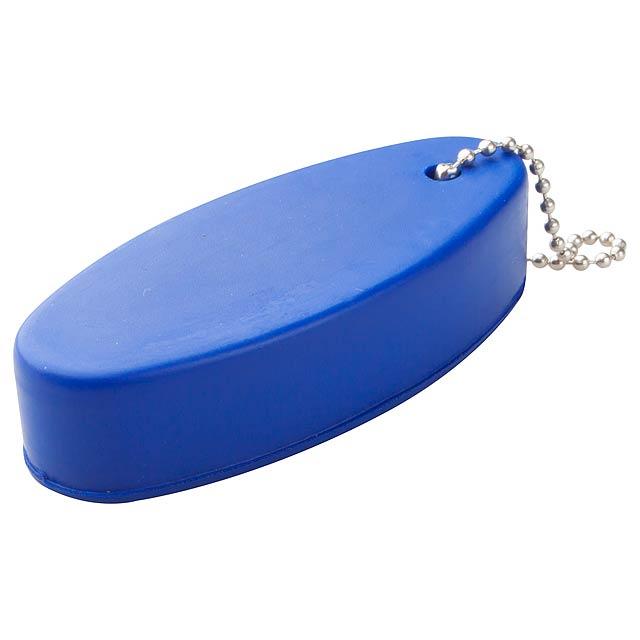 Islan antistresový přívěšek na klíče - modrá