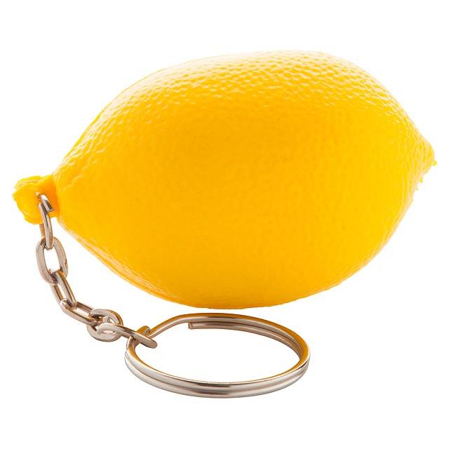 Fruty antistresový přívěšek na klíče - multicolor