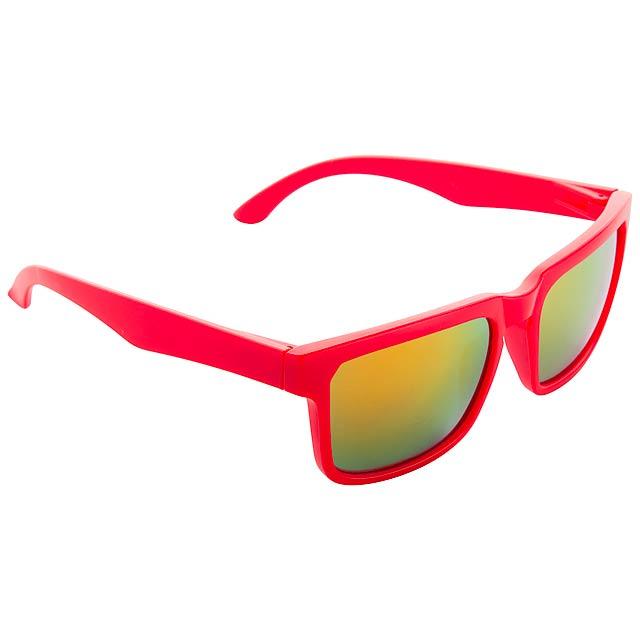Bunner sluneční brýle - červená