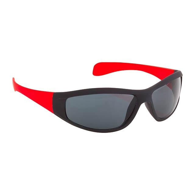 Hortax sluneční brýle - červená