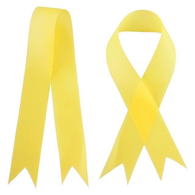 Neliam víceúčelový pásek na ruku - žlutá