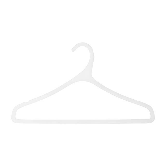 Merchel věšák - bílá